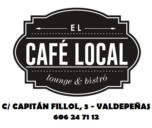 LOGO CAFE LOCAL