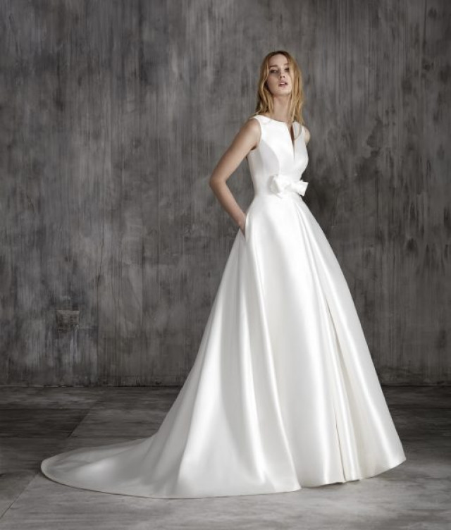 eva novias de novia vestido tu navarro la elección traje ideal
