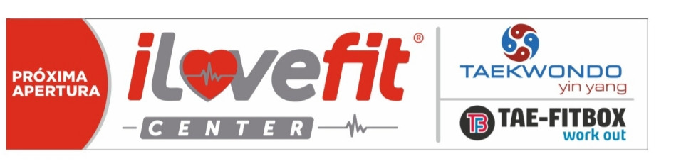 LOGO I LOVE FIT CENTER