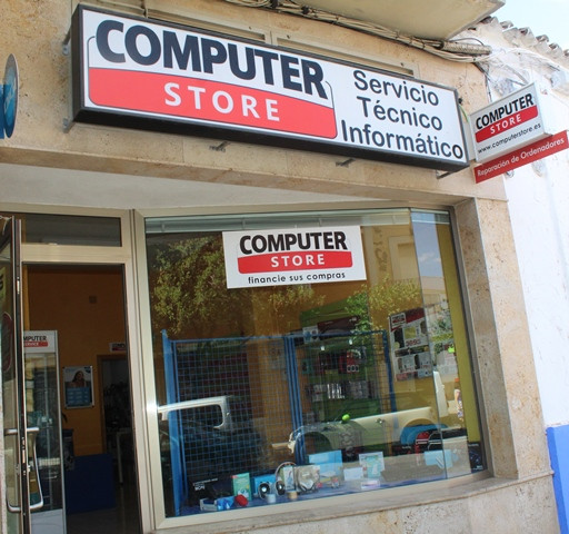 COMPUTER STORE 8