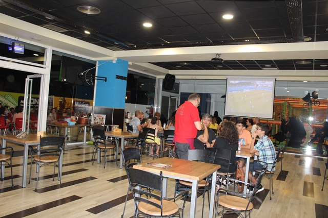 LOS CINES CAFE BAR 3